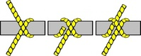 knot,illustration,clove,hitch,rope,sailing