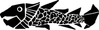 woodcut,fish,animal,media,clip art,externalsource,public domain,image,png,svg
