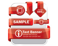 banner,element,label,menu,red,ribbon,signage,tag,text,toolkit,web,www