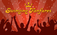 wallpaper,background,show,star,light,party,band,swinging funfares,music,glamour,swinging,funfares