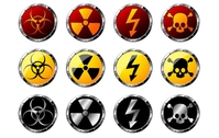 alert,art,atom,atomic,biohazard,black,bomb,caution,chemistry,coreldraw,danger,dangerous,disaster,energy,fallout,hazard,hazardous,icon,illustration,illustrator,industrial,industry,isolated,jeopardy,nuclear,nuke,physic,pollution,power,protection,radiate,radiation,radioactive,ray