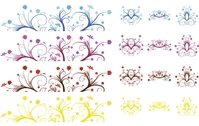 curly-leaves,ornament,leaf,vine,flower,abstract,animals,backgrounds & banners,buildings,celebrations & holidays,christmas,decorative & floral,design elements,fantasy,food,grunge & splatters,heraldry,free vector,icons,map,misc,mixed,music,nature