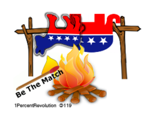 119,revolution,match,fire,political,party,burn,washington,revolution,1percentrevolution,party,end,revolution,1percentrevolution,party