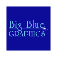 Big,Blue,Graphics
