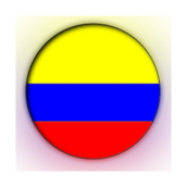colombia,bandera,sello,colombia,sello