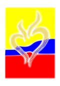 colombia,banderas,corazon
