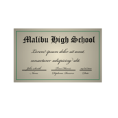 high school,school,diploma,paper,media,clip art,png,svg,how i did it