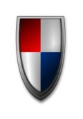 shield,knight,soldier,medieval,dark,ag,history,icon,red,blue,ag