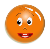 funny,face,child,orange,button,icon,cartoon,web,guy,boy,smile,funny,clipart,svg,inkscape