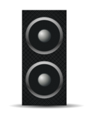 speaker,sound,black,horn,black and white,metal,media,clip art,sound,png,svg,horn