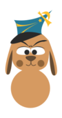 cute,dog,puppy,animal,wild,police,cartoon,boy,man