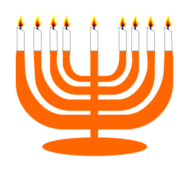menorah,hebrew,jewish,hanukkah,chanukkiyah,religion,judaism