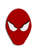 spider,web,super hero,red,cartoon