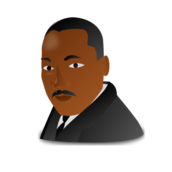 worldlabel,martin luther king jr.,event,holiday,occasion,icon,color