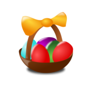worldlabel,easter,egg,basket,event,holiday,occasion,icon,color
