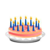 worldlabel,anniversary,cake,candle,event,holiday,occasion,icon,color