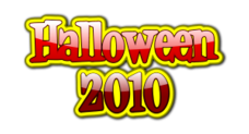 halloween,text,3d,shaded,icon,halloween2010,2010,inky2010,inkscape,3d,clip art,free
