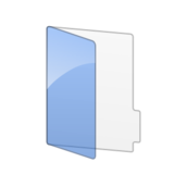 folder,icon,blue,action,category