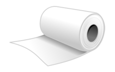 paper,paper rol... Empty Toilet Paper Roll Png