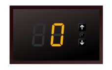 interactive,ecmascript,svg dom,lcd,7-segments indicator,mouse event,clickable button,counter,animation,animated