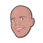 rejon,smile,nicu,vectorized,cartoon,artist,head,avatar