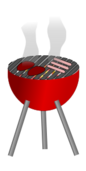 barbecue,bbq,cooking,sausage,burgers,outdoors,charcoal,colour,sausage