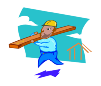 media,clip art,public domain,image,png,svg,people,work,job,carpenter,cartoon