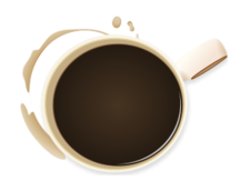 coffee,cup,stain,drink,media,clip art,public domain,image,png,svg
