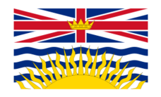 flag,british,columbia,canada