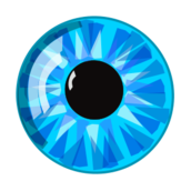 media,clip art,public domain,image,png,svg,eye,blue,eyeball,iris,people,face