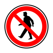 media,clip art,public domain,image,png,svg,risk,prohibited,sign,walking,man,silhouette,no crossing,no tresspassing