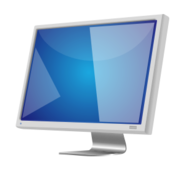 lcd,screen,monitor,computer,hardware,media,clip art,public domain,image,png,svg