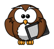 owl,cartoon,bird,funny,animal,e-book,reader,digital book,kindle,book