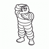 Michelin Man Logo - Do...
