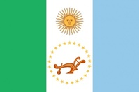 flag,chaco,province,argentina