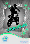 man on motorbcycle,motocross,motocross vector