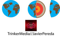 earth,layer,science,trinker,trinkermedia,core,geology,center of the earth,earth  core