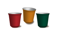 coffee,cup,nespresso,pixie,dixie cup,paper cup