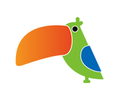 bird,bird vector,toucan,funny bird,funny toucan bird,animal,cartoon,cartoon animal,cartoon bird