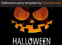 ghost,halloween,horror,party,poster,pumpkin,scary,template,jack o lantern,creepy,dark,illustration