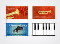 business,card,grand,instrument,keyboard,music,musical,musician,piano,trumpet