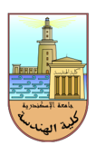 university,alexandria,faculty,engineering,logo,color,arabic