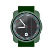 media,clip art,public domain,image,png,svg,watch,analog,wristwatch,watch