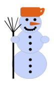 media,clip art,public domain,image,png,svg,cartoon,season,winter,holiday,christams,xmas,snow,snowman